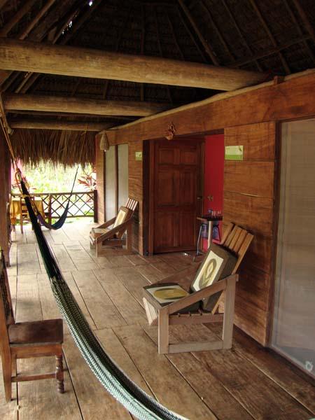 Las Guacamayas Lodge, Chiapas