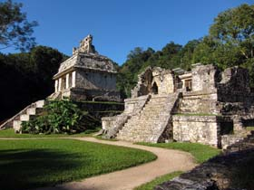 Thumbnail image for Day One of Chiapas: The Lacandon Rainforest and Maya Ruins