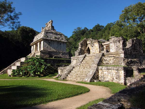 Post image for Day One of Chiapas: The Lacandon Rainforest and Maya Ruins