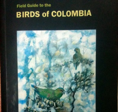 Proaves - Birds of Colombia