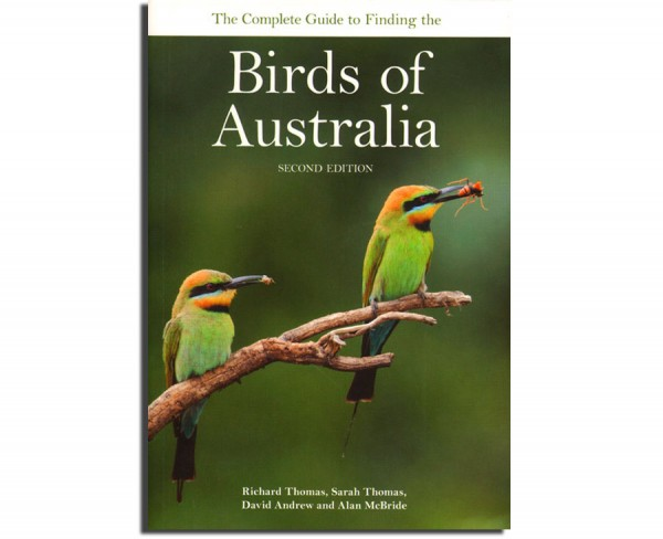 Where to find birds in Australia - book review