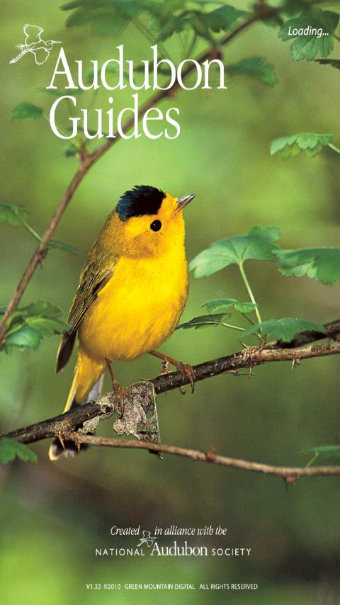 Audubon Birds app for Android