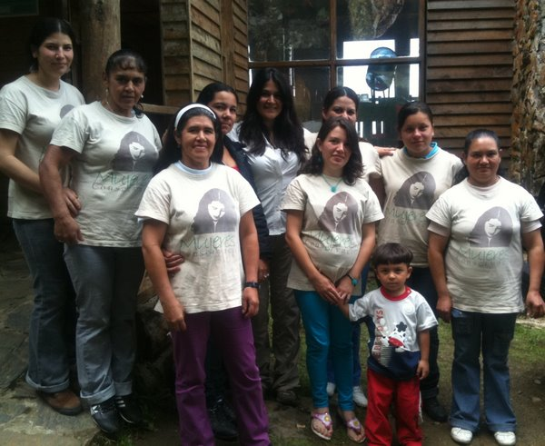 Women for conservation - El Dorado.