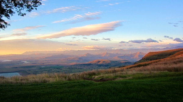 Post image for A Drakensberg Good-morning