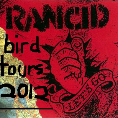 Post image for Rancid Bird Tours: 2012 Brochure