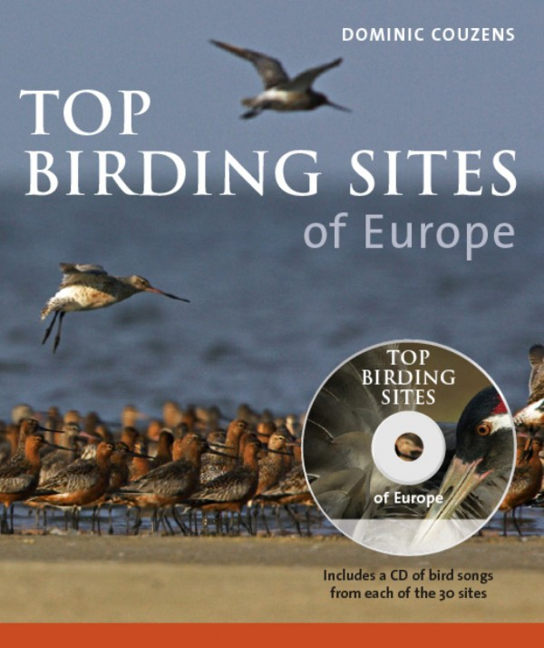 Post image for Book Review: Top Birding Sites of Europe by Dominic Couzens