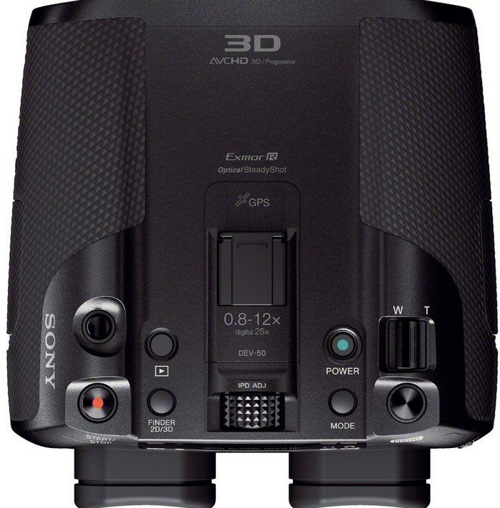 Sony DEV-50V for birding