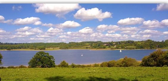 Hambleton view Rutland Joanna Sayers.